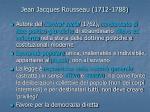 jean jacques rousseau 1712 1788
