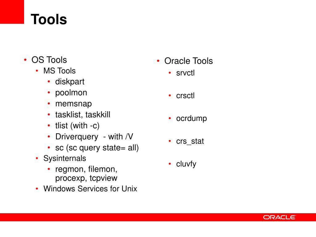 OS Tools