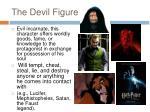 the devil figure