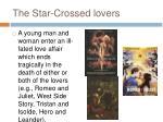 the star crossed lovers