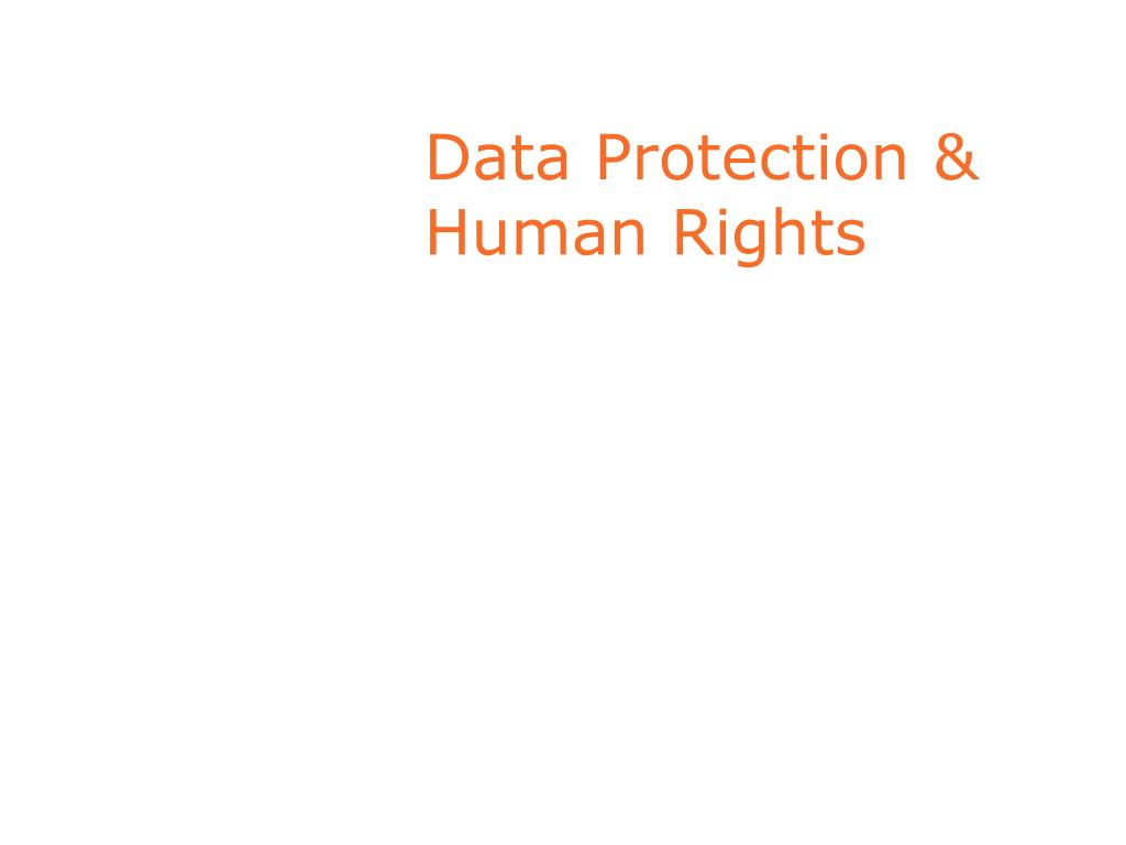 data protection human rights l.