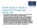 echr article 8 right to respect for private and family life