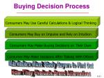 buying decision process31