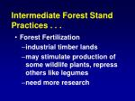 intermediate forest stand practices3