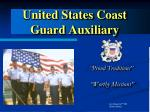 united states coast guard auxiliary