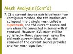 mesh analysis cont d16
