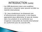 introduction suite6