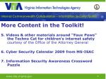 internal commonwealth collaboration information security toolkit34