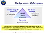 background cyberspace