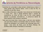 sacramento da penit ncia ou reconcilia o13