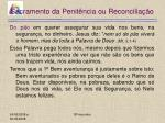 sacramento da penit ncia ou reconcilia o20