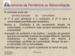 sacramento da penit ncia ou reconcilia o27