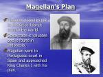 magellan s plan