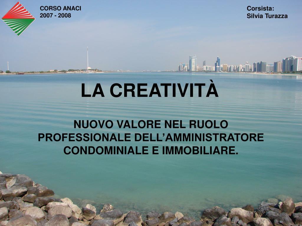 nuovo valore nel ruolo professionale dell amministratore condominiale e immobiliare l.