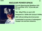nuclear power space18