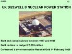 uk sizewell b nuclear power station