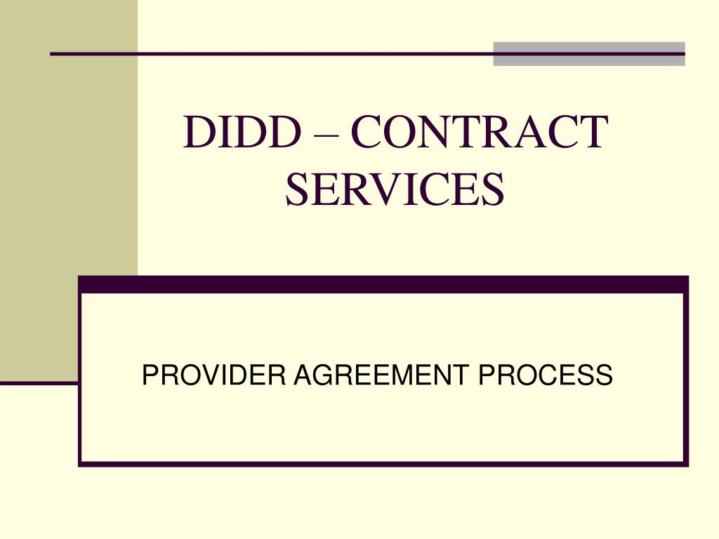 didd contract services l.