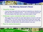 the attorney general s vision