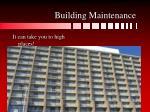 building maintenance3