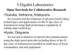 5 gigabit laboratories