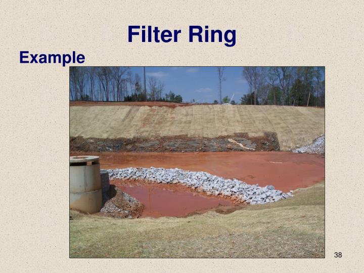 Filter Ring