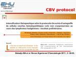 cbv protocol