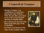 cromwell cranmer89
