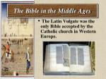 the bible in the middle ages45