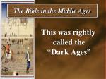 the bible in the middle ages47