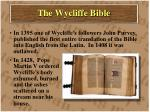 the wycliffe bible75