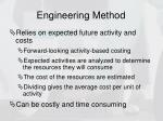 engineering method