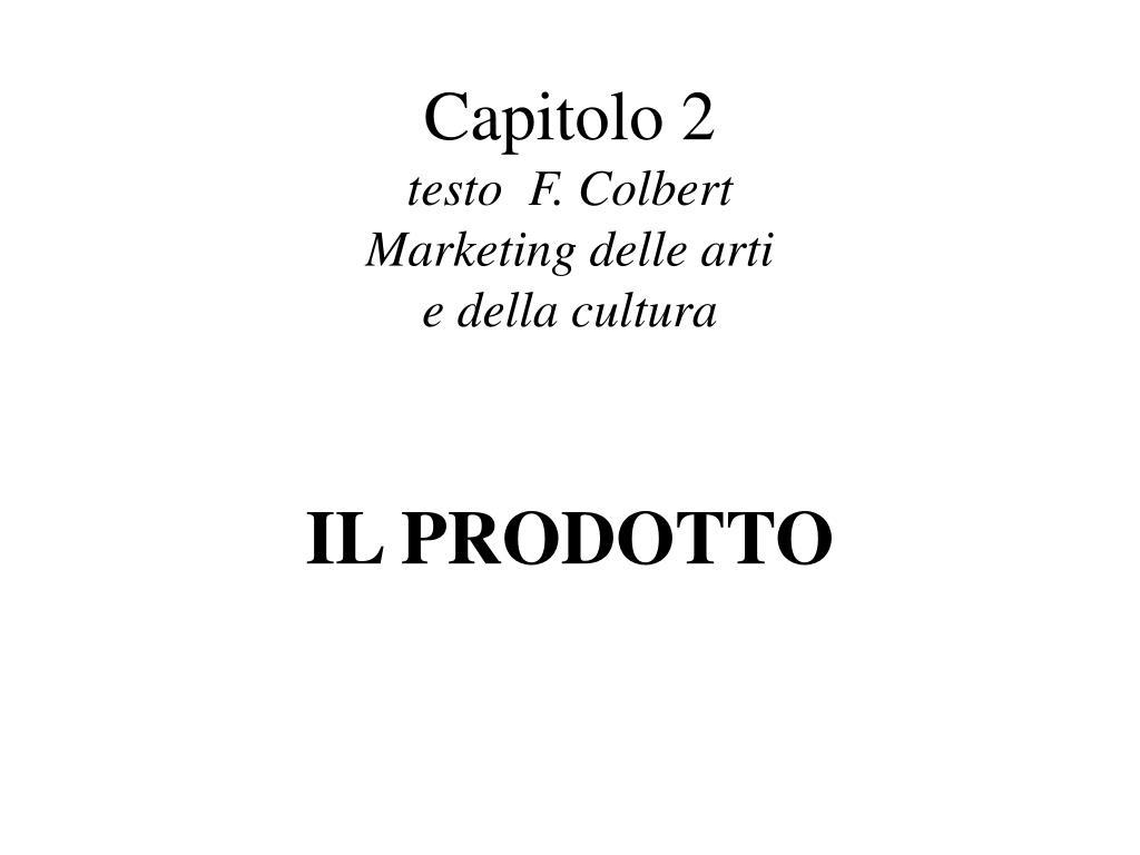 Capitolo 2