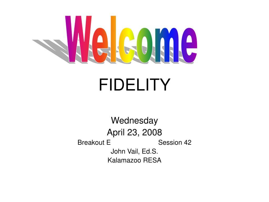 fidelity l.