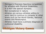 michigan victory games10