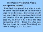 the past in pre islamic arabia12