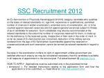 ssc recruitment 20128