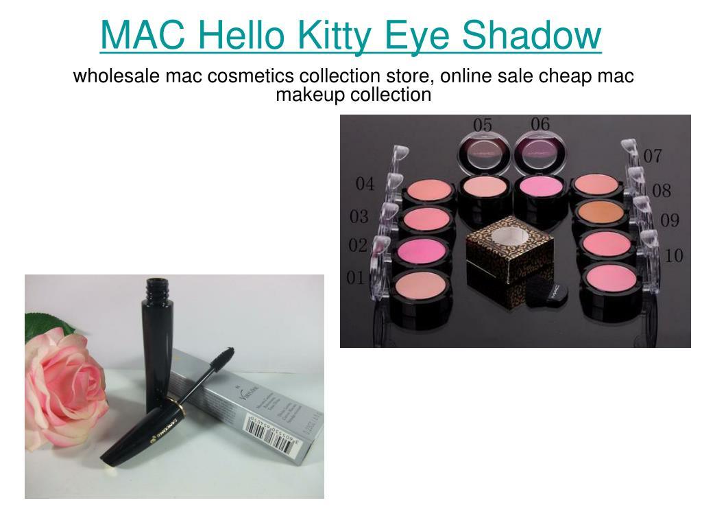 mac hello kitty eye shadow l.