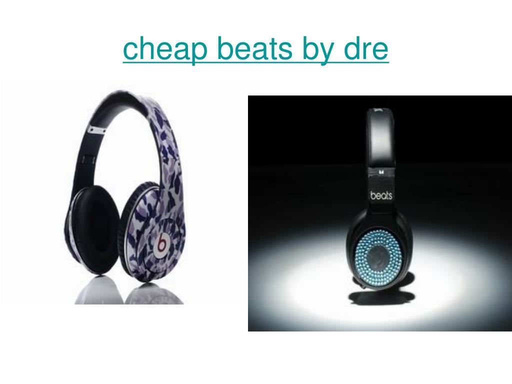 cheap beats by dre l.