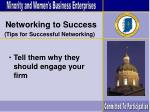 networking to success79