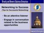 networking to success80
