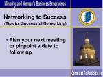networking to success81
