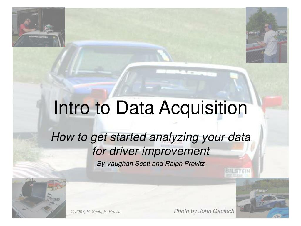 intro to data acquisition l.