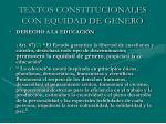 textos constitucionales con equidad de genero24