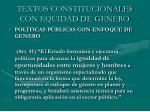 textos constitucionales con equidad de genero26