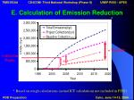 e calculation of emission reduction20