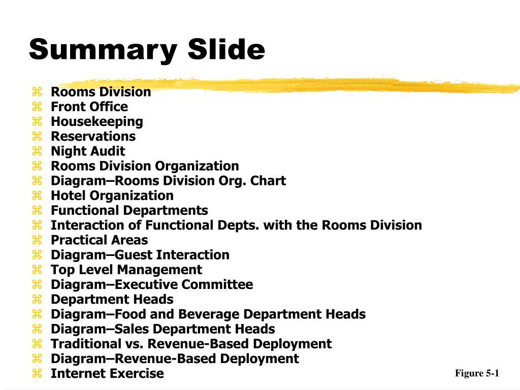 summary slide l.