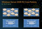 windows server 2008 r2 core parking ej 16 lp server27