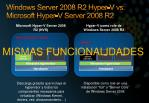 windows server 2008 r2 hyper v vs microsoft hyper v server 2008 r2
