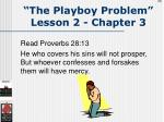 the playboy problem lesson 2 chapter 374