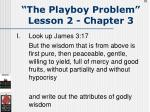 the playboy problem lesson 2 chapter 381